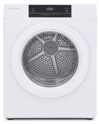 Montpellier 3KG Vented Tumble Dryer Wall Mountable MTD30P
