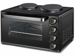 Tower Mini Oven and Double Hot Plate  T14044