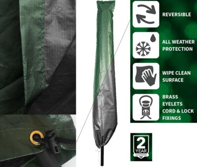 Bosmere Reversable Parasol Protector - Extra Large  P395 (0681295)