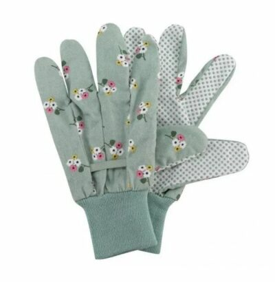 Briers Cotton Grip Gloves Posies - 3 Pack 4560022
