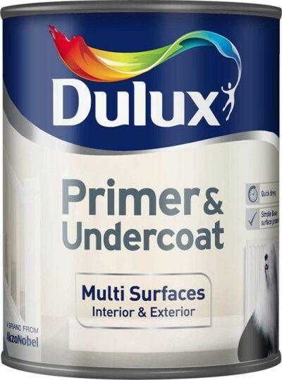 Dulux 750ml Multi Surface Primer and Undercoat 1509920