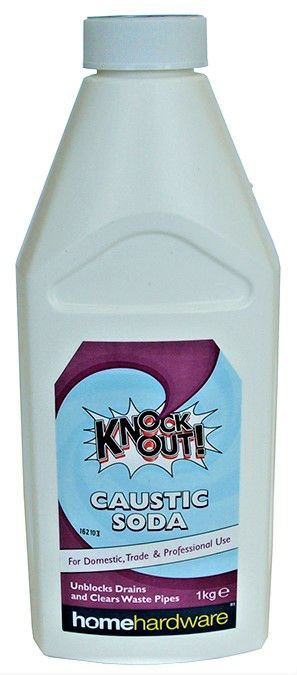 Knock Out 1Kg Caustic Soda 2570021