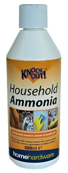 Knock Out 500ml Household Ammonia  2570042