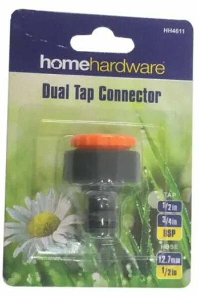 Home Hardware Dual Tap Connector  2774611 (HH4611)