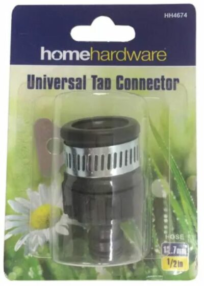 Home Hardware Universal Tap Connector  2774674 (HH4674)