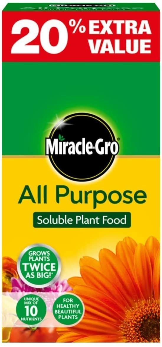 Miracle-Gro 1Kg All Purpose Plant Food 2952455
