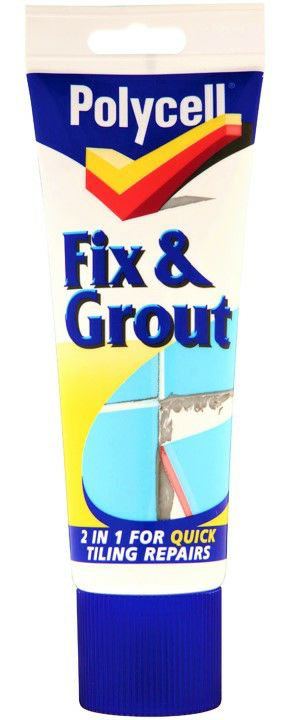 Polycell 330g Fix and Grout 5120573