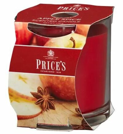 Prices Cluster Jar Candle - Apple Spice 5232161