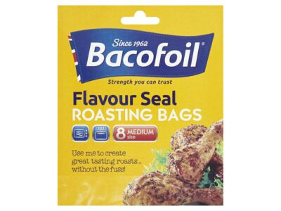 Bacofoil 8 x Easy Roast Oven Bags 05316 (6490495)