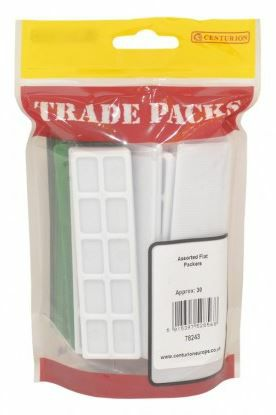 Centurion Flat Packers Assorted - Pack of 30  78243