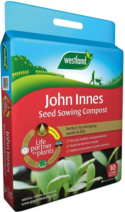 John Innes 10L Seed Sowing Compost  7880548