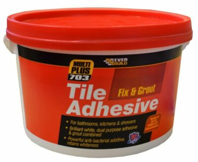 EverBuild 703 2.5L Fix and Grout Tile Adhesive  90781