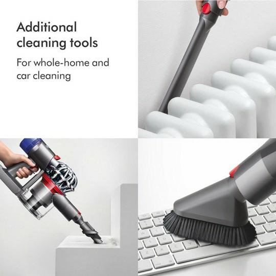 Additional Cleaning Tools