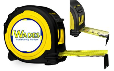Wades 8m (27ft) Own Brand Tape Measure ADV48025