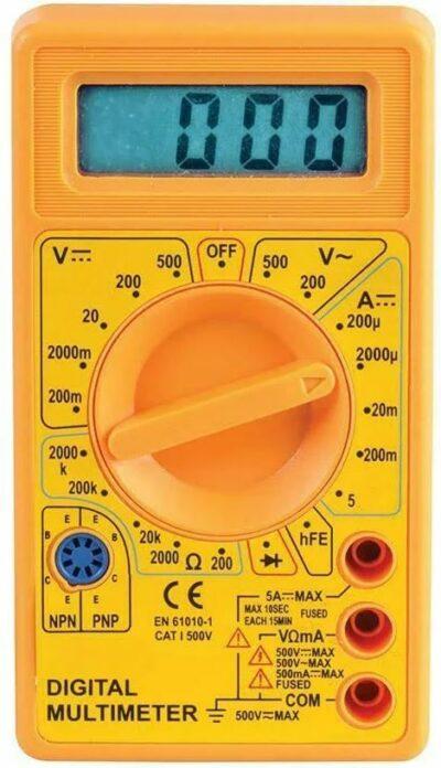 Duratool Digital Multimeter D03046