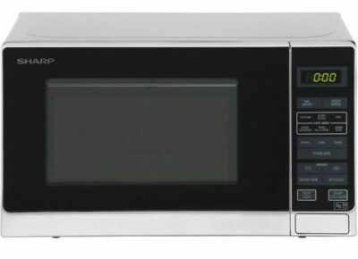Sharp 20L Solo Touch Control Microwave   R272SLM