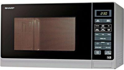 Sharp 25L Solo Touch Control Microwave  R372SLM