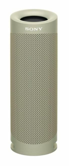 Sony Portable Wireless Bluetooth Speaker - Taupe  SRSXB23CCE7
