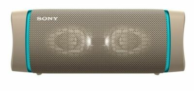 Sony Portable Wireless Bluetooth Speaker - Taupe   SRSXB33CCE7